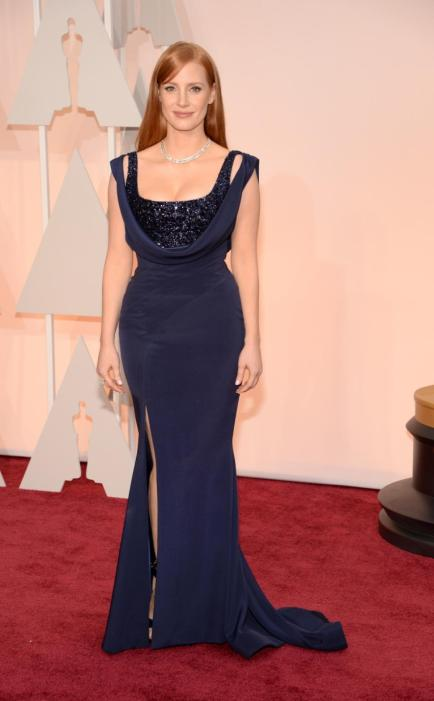 Jessica Chastain Givenchy
