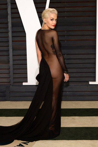 Rita Ora- Donna Karen Atelier  hollywoodreporter.com