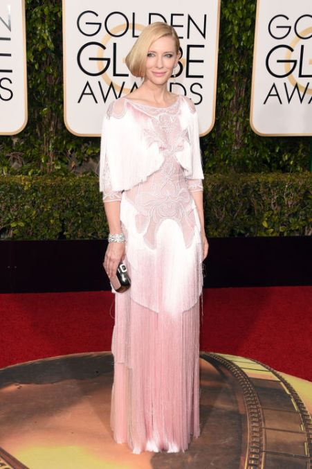 Cate Blanchett wearing Givenchy